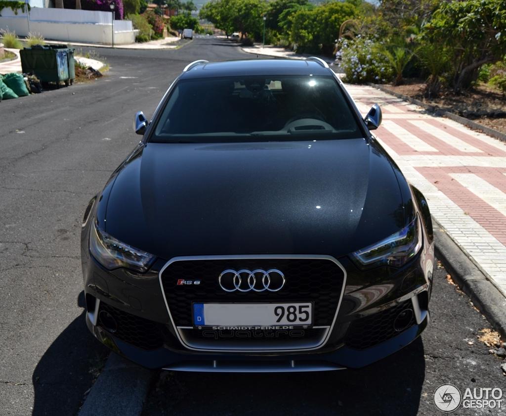 Audi RS6 Avant C7 - 25 August 2014 - Autogespot