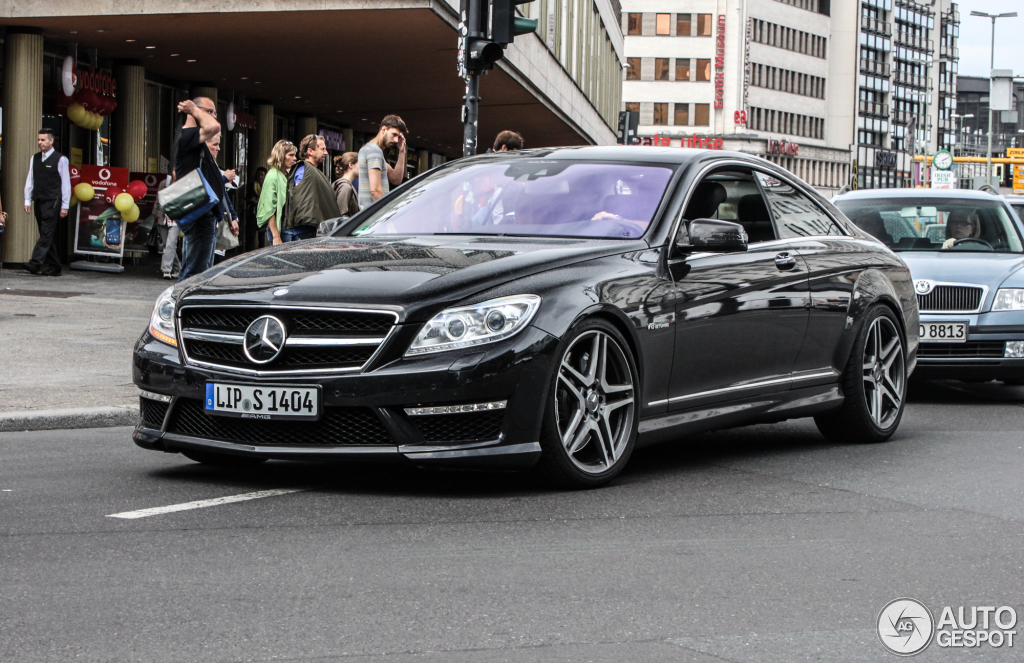 mercedes benz cl 63 amg c216 2011 25 august 2014 autogespot. Black Bedroom Furniture Sets. Home Design Ideas