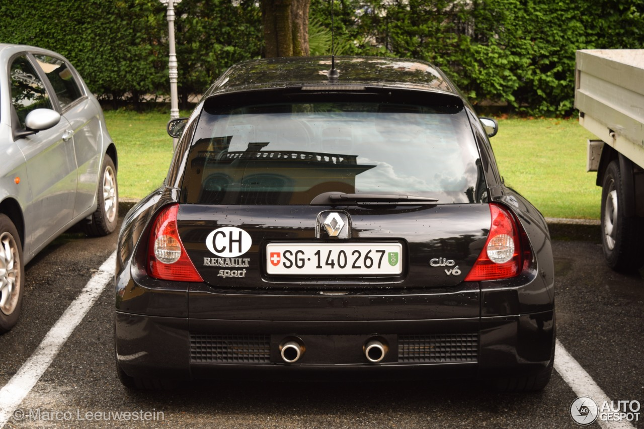 renault clio v6 phase ii 25 august 2014 autogespot. Black Bedroom Furniture Sets. Home Design Ideas