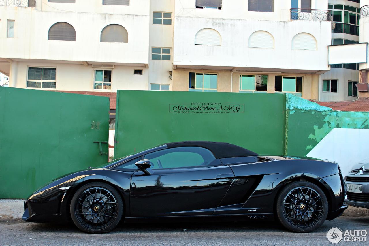 8 i lamborghini gallardo lp560 4 spyder 8 - Lamborghini Gallardo Spyder Green