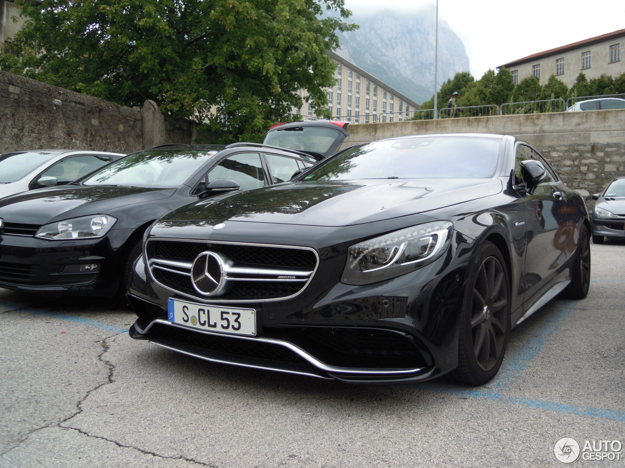 Mercedes benz s 63 amg coup c217 26 agosto 2014 for Mercedes benz s coupe 2014