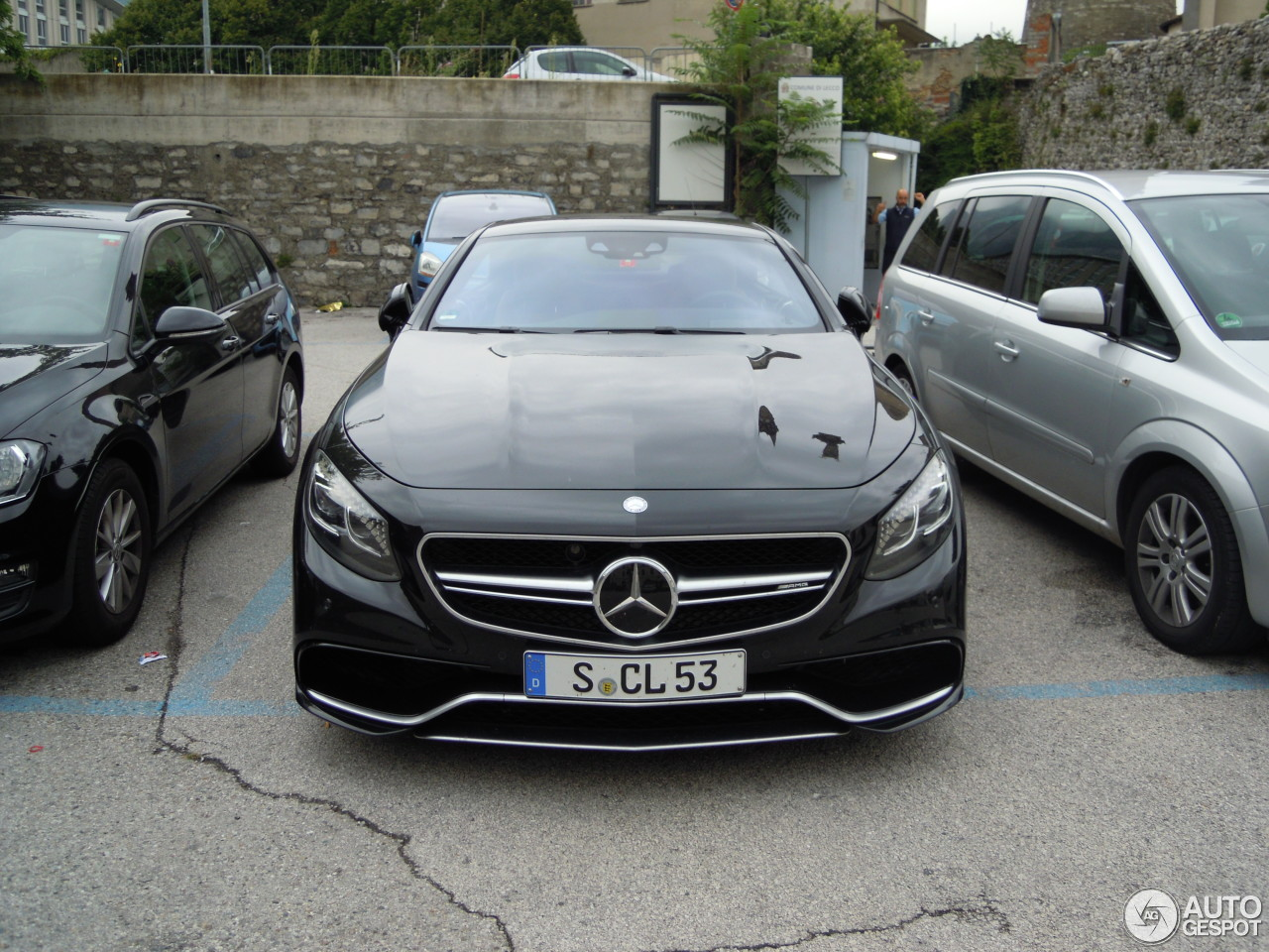 Mercedes benz s 63 amg coup c217 26 august 2014 for Mercedes benz s coupe 2014