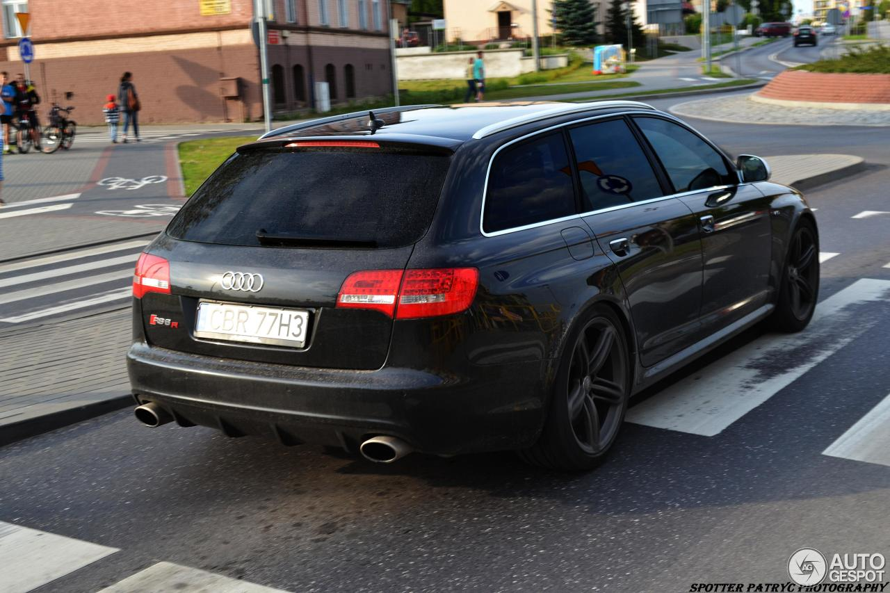 Audi Mtm Rs6 R Avant C6 28 August 2014 Autogespot