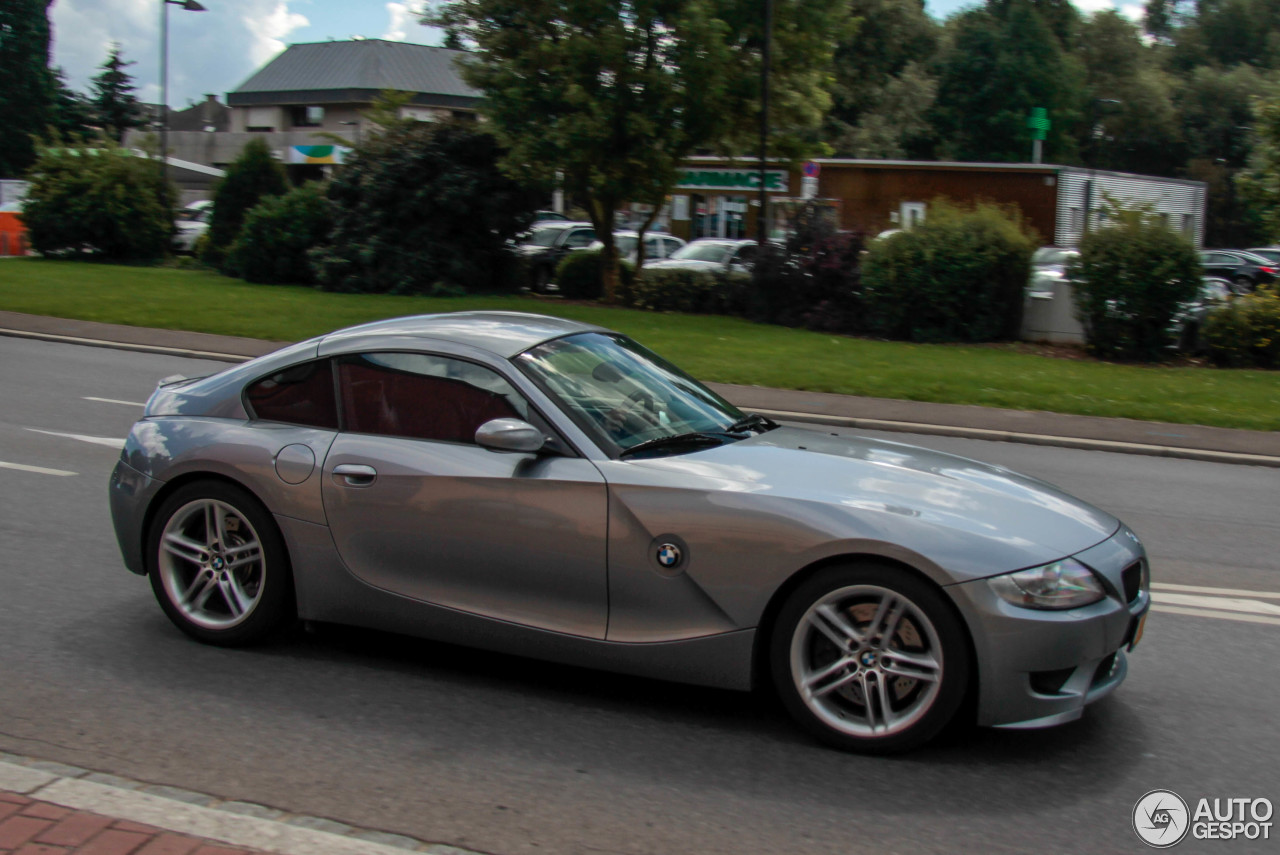 BMW Z4 M Coupé - 29 August 2014 - Autogespot