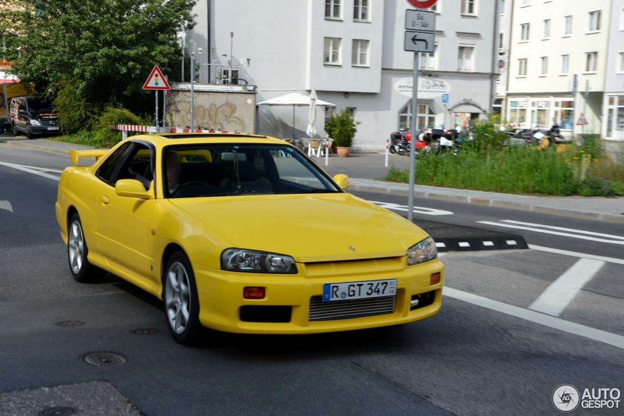 Nissan Skyline R34 29 August 2014 Autogespot
