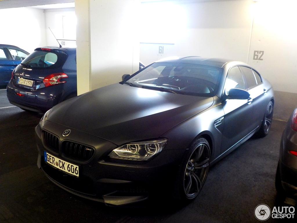 bmw g power m6 f06 gran coup g6m bi turbo 30 august 2014 autogespot. Black Bedroom Furniture Sets. Home Design Ideas