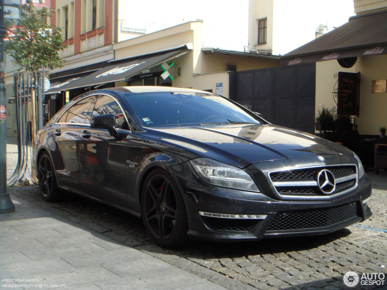 mercedes benz renntech cls 63 amg 31 august 2014 autogespot. Black Bedroom Furniture Sets. Home Design Ideas
