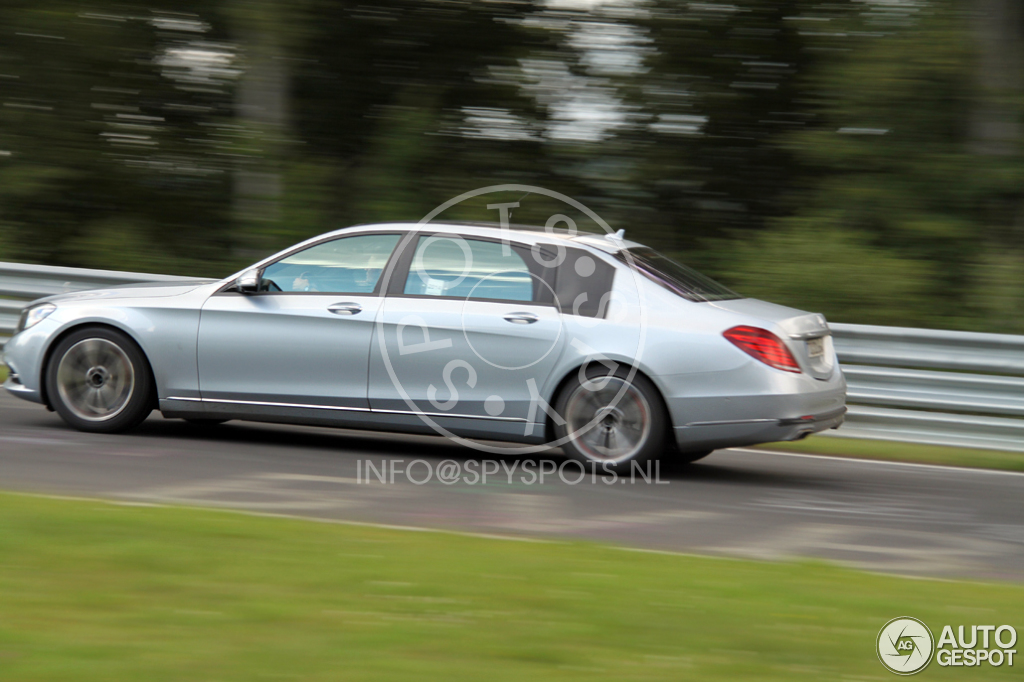 Mercedes Maybach S600 31 August 2014 Autogespot