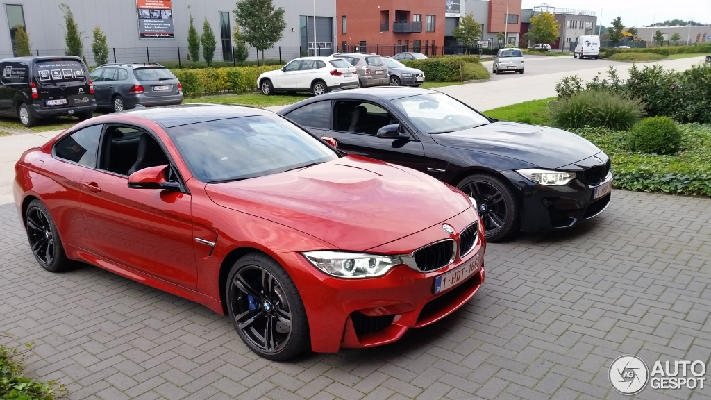 Bmw M4 F82 Coup 233 1 September 2014 Autogespot