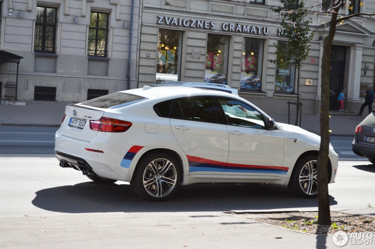 bmw x6 m design edition 1 september 2014 autogespot. Black Bedroom Furniture Sets. Home Design Ideas