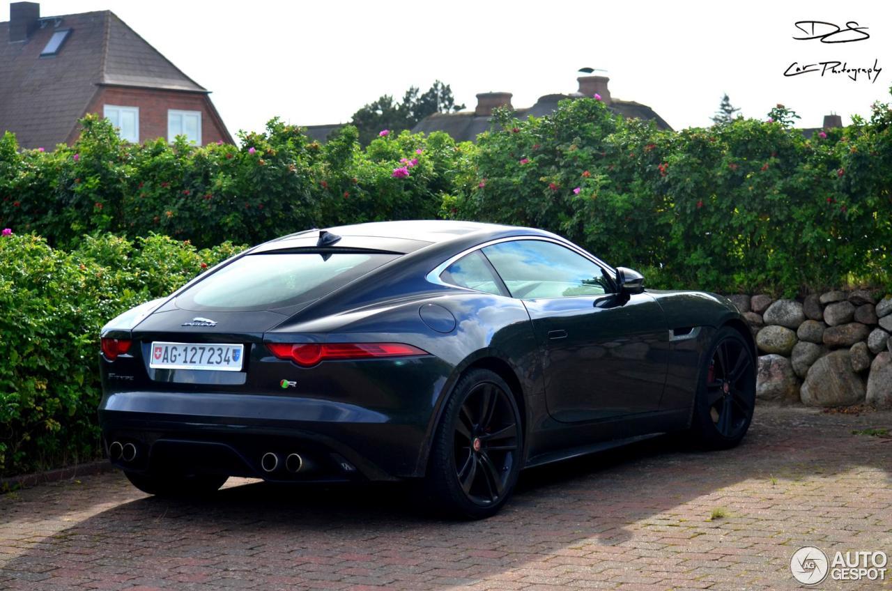 Jaguar F Type R Coup 233 2 September 2014 Autogespot