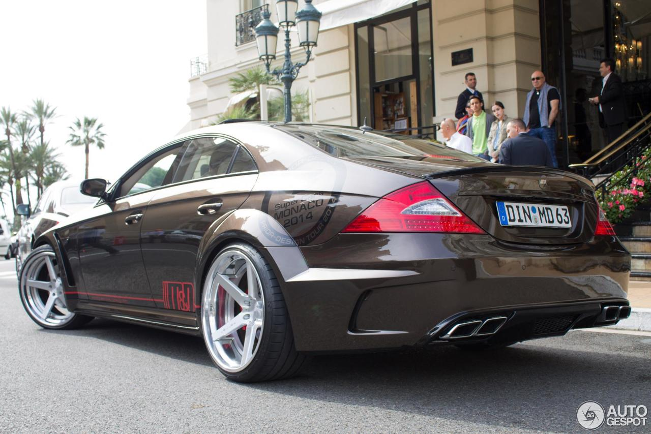 mercedes benz cls 63 amg c219 prior design 2 september 2014 autogespot. Black Bedroom Furniture Sets. Home Design Ideas