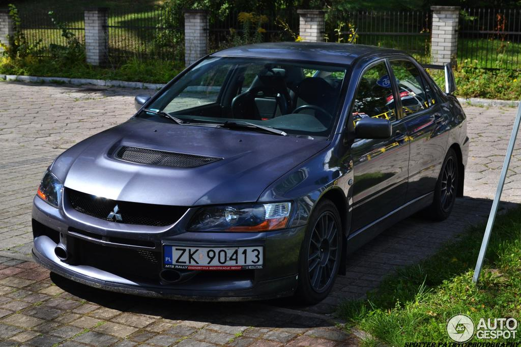 mitsubishi lancer evolution ix mr 2 september 2014 autogespot. Black Bedroom Furniture Sets. Home Design Ideas