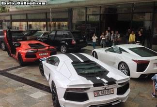 Lamborghini Aventador LP700-4 LeMans