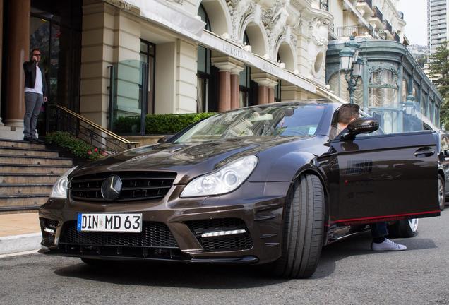 Mercedes-Benz CLS 63 AMG C219 Prior Design