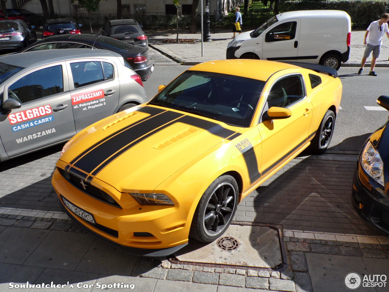 ford mustang boss 302 2013 4 september 2014 autogespot. Black Bedroom Furniture Sets. Home Design Ideas