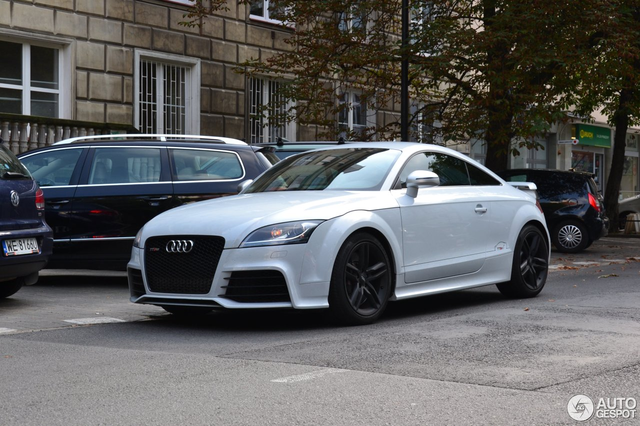 Audi Tt Rs 5 September 2014 Autogespot