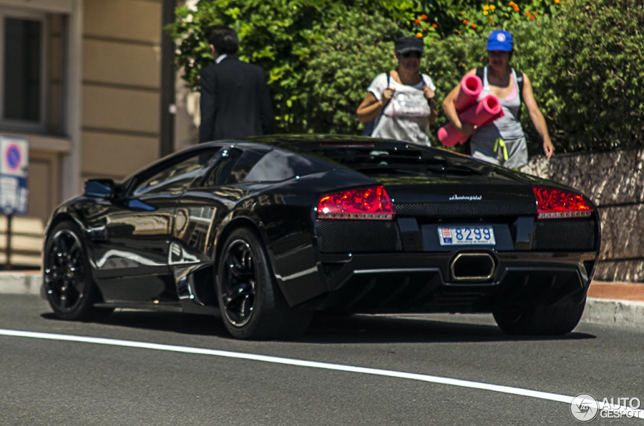 Lamborghini Murci 233 Lago Lp640 Versace 5 September 2014