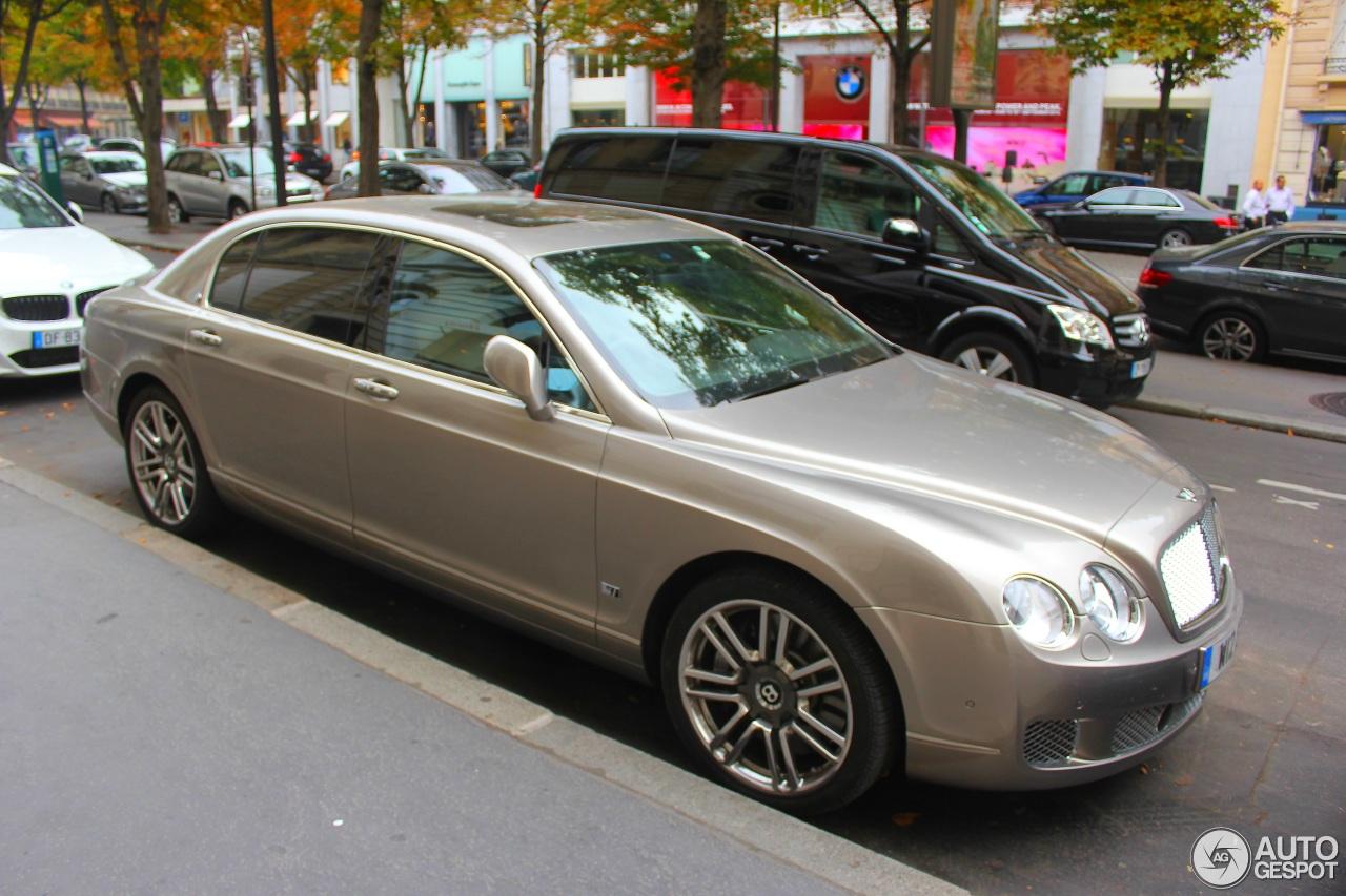 Bentley Continental Flying Spur Series 51 6 September 2014