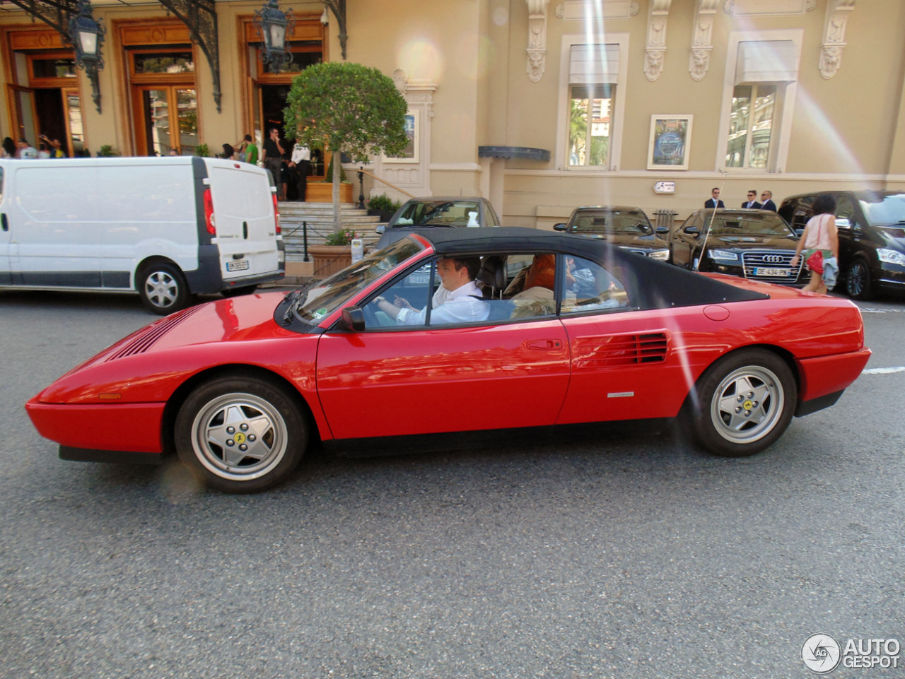 ferrari mondial t cabriolet 6 septembre 2014 autogespot. Black Bedroom Furniture Sets. Home Design Ideas
