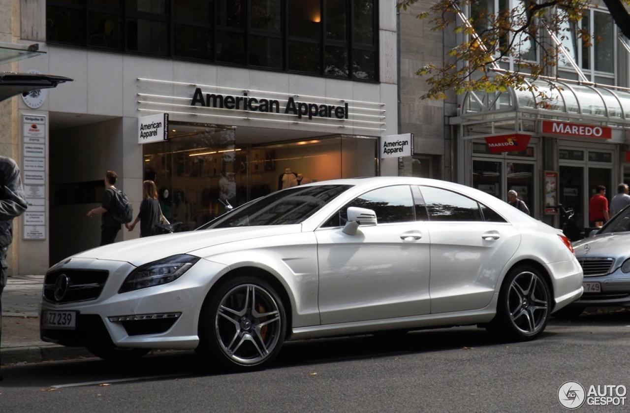 Mercedes benz cls 63 amg s c218 6 september 2014 for 2014 mercedes benz cls550 0 60