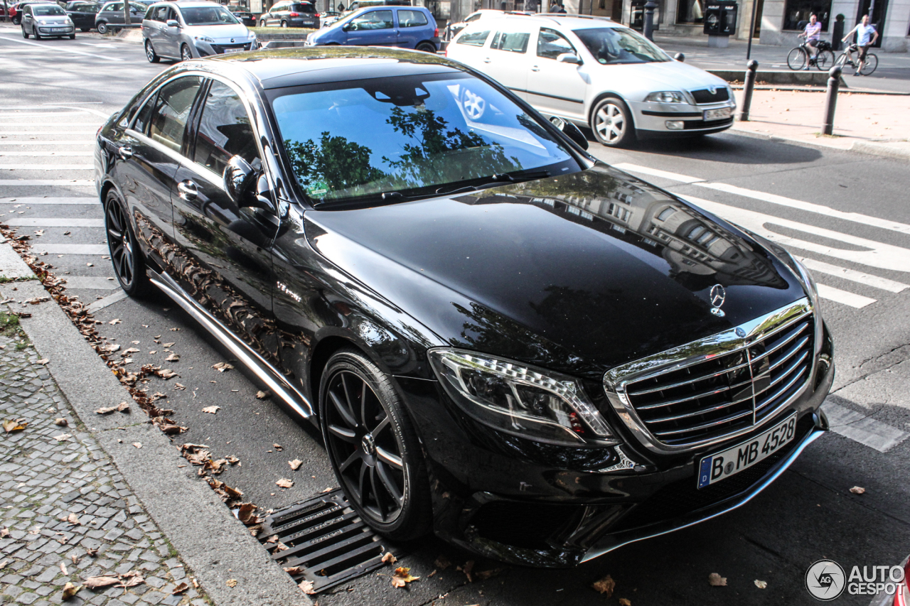 Mercedes benz s 63 amg w222 6 september 2014 autogespot for S and s motors