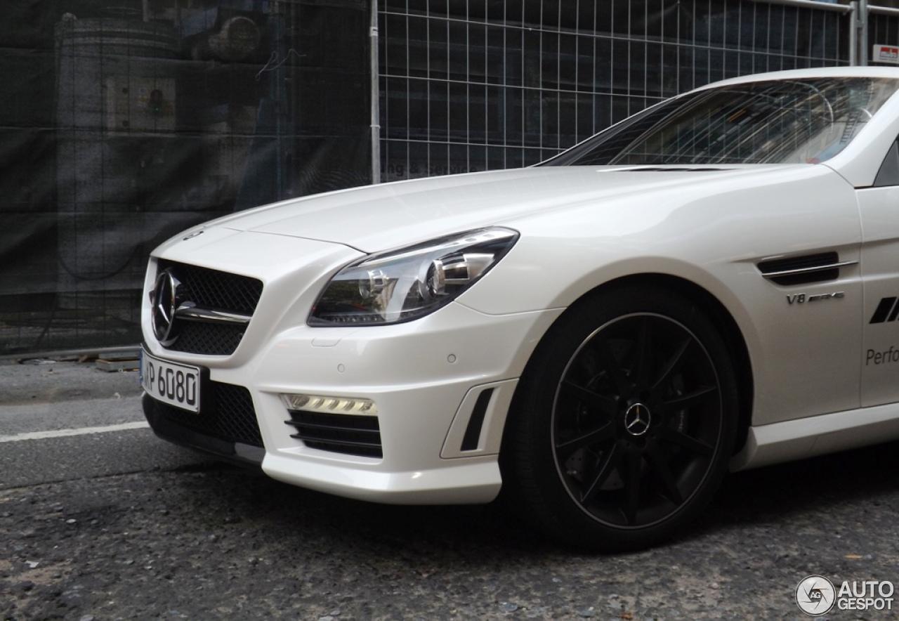 Mercedes benz slk 55 amg r172 6 september 2014 autogespot for 2014 mercedes benz slk350