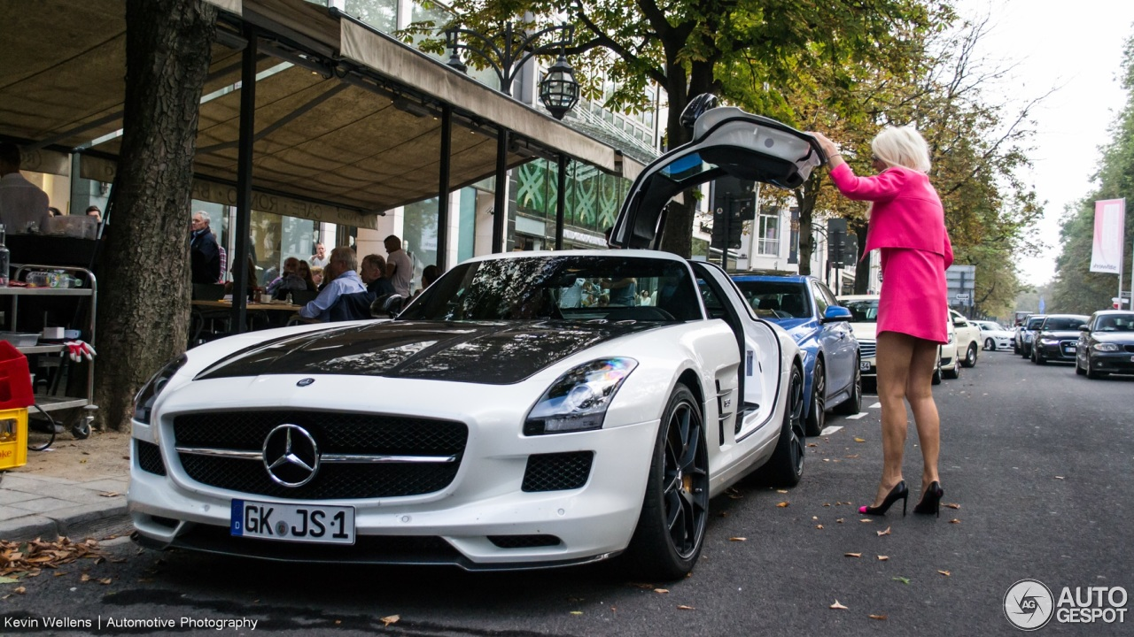 Mercedes Benz Sls Amg Gt Final Edition 6 September 2014