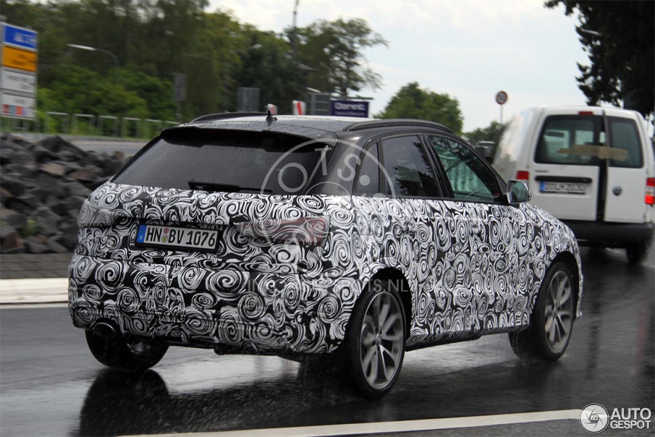 2015 - [Audi] Q3 Restylé - Page 2 Audi-rs-q3-2015-c148107092014150256_1