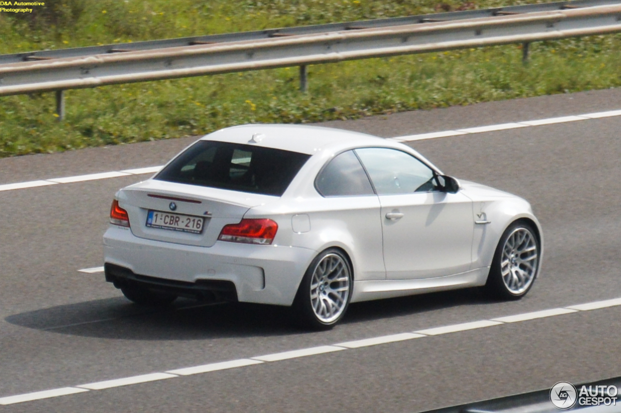 bmw 1 series m coup233 7 september 2014 autogespot