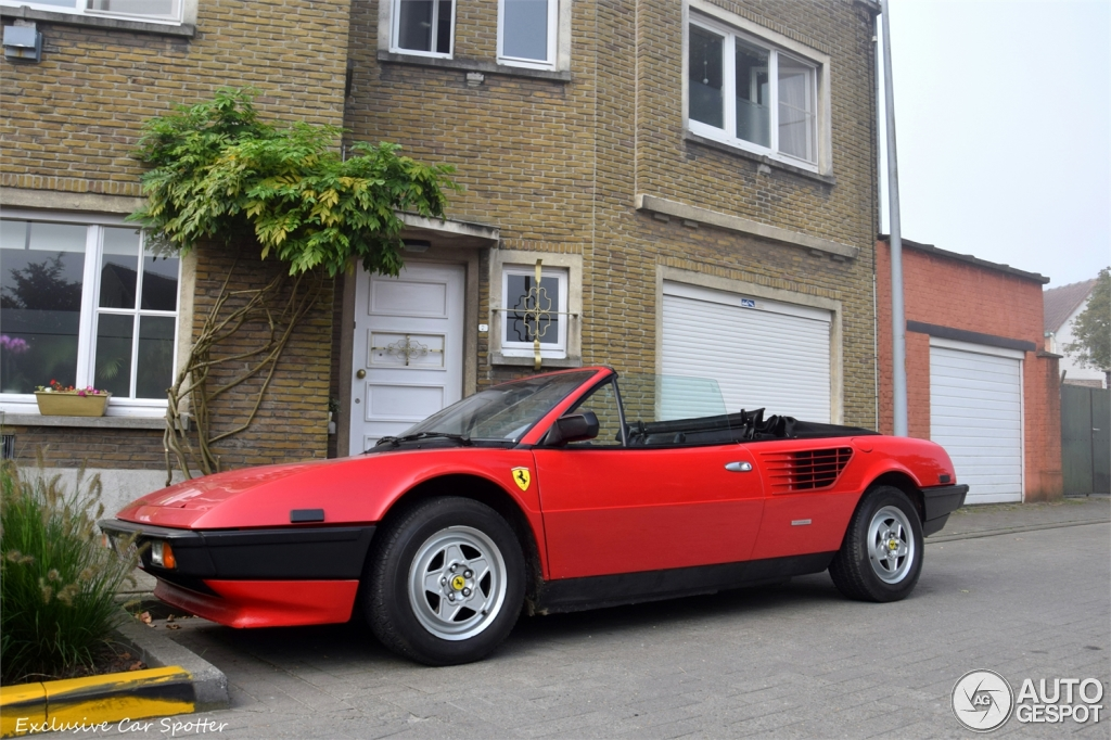 ferrari mondial quattrovalvole cabriolet 7 september 2014 autogespot. Black Bedroom Furniture Sets. Home Design Ideas