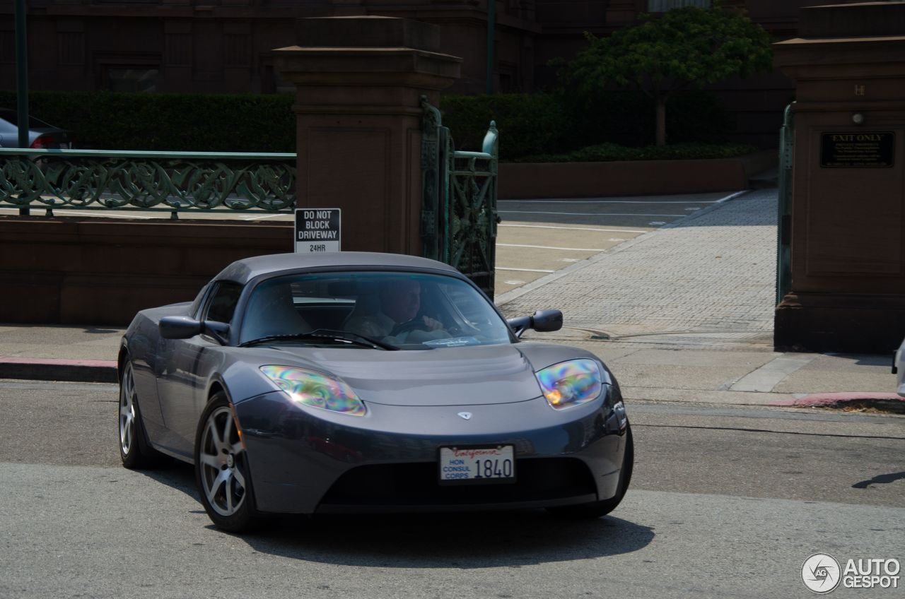 tesla motors roadster sport 7 september 2014 autogespot. Black Bedroom Furniture Sets. Home Design Ideas