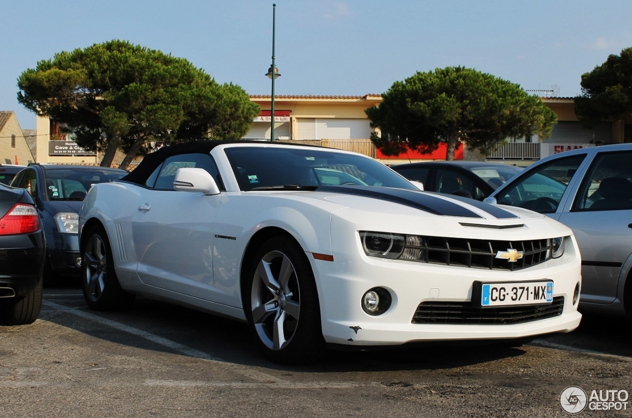 chevrolet camaro ss convertible 8 september 2014 autogespot. Cars Review. Best American Auto & Cars Review