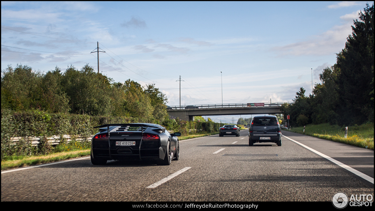 Lamborghini Murci 233 Lago Lp670 4 Superveloce 9 September