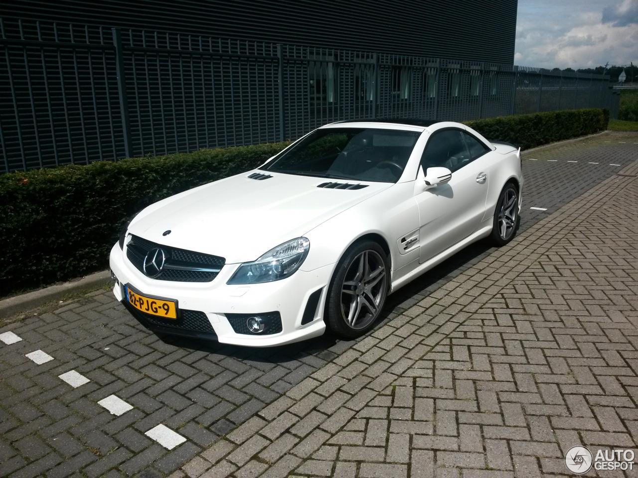 Mercedes benz sl 63 amg edition iwc 9 september 2014 for Mercedes benz sl 2014