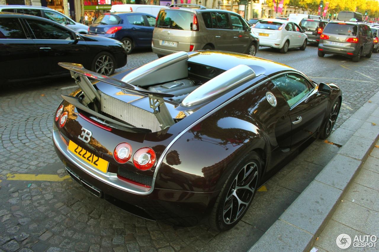 bugatti veyron 16 4 grand sport vitesse 10 september. Black Bedroom Furniture Sets. Home Design Ideas