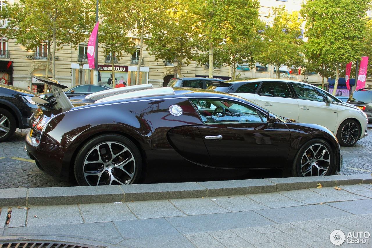 bugatti veyron 16 4 grand sport vitesse 10 september 2014 autogespot. Black Bedroom Furniture Sets. Home Design Ideas