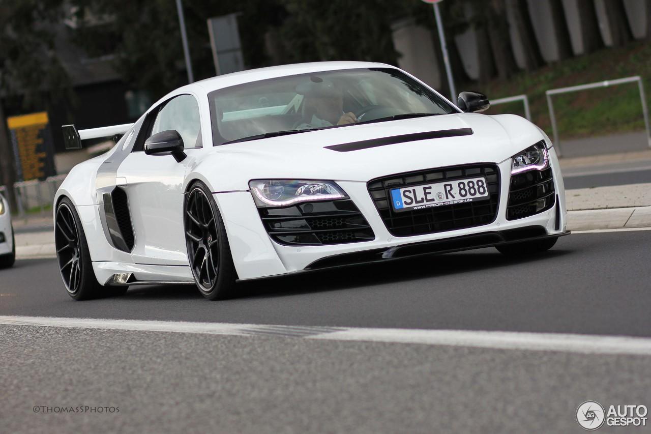Audi R8 Prior Design 11 September 2014 Autogespot