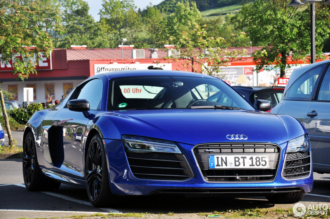 Audi R8 V10 Plus 2013 11 September 2014 Autogespot