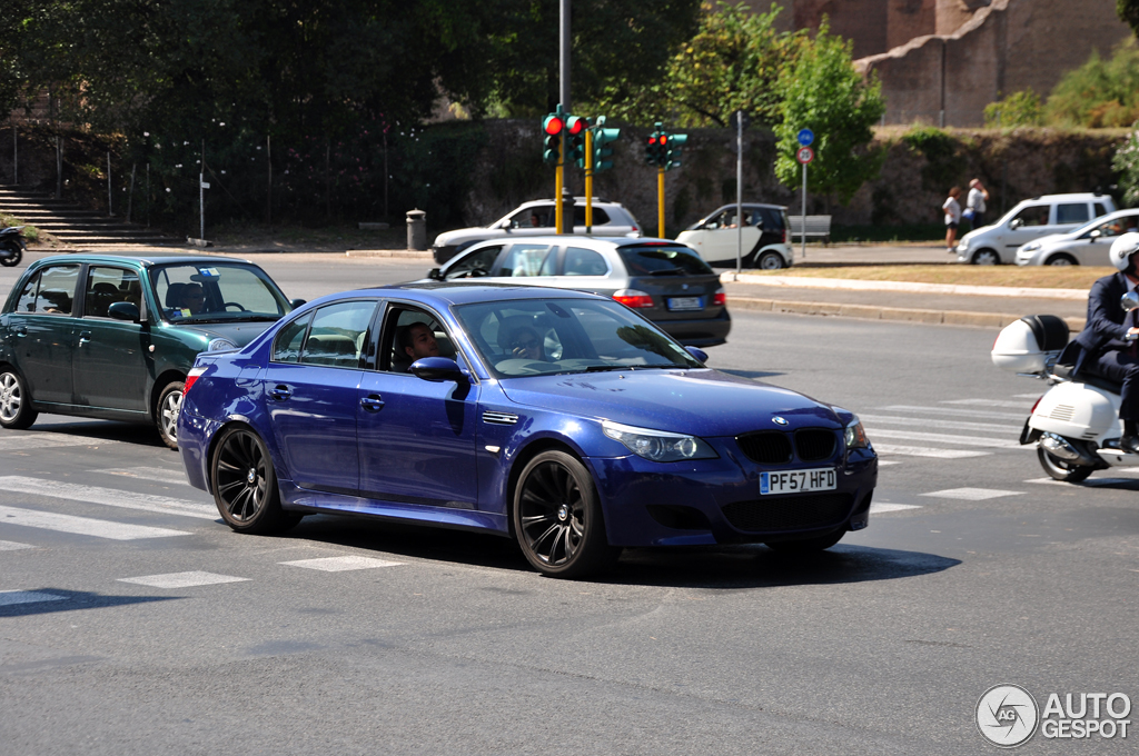 BMW M5 E60 2005 - 11 September 2014 - Autogespot