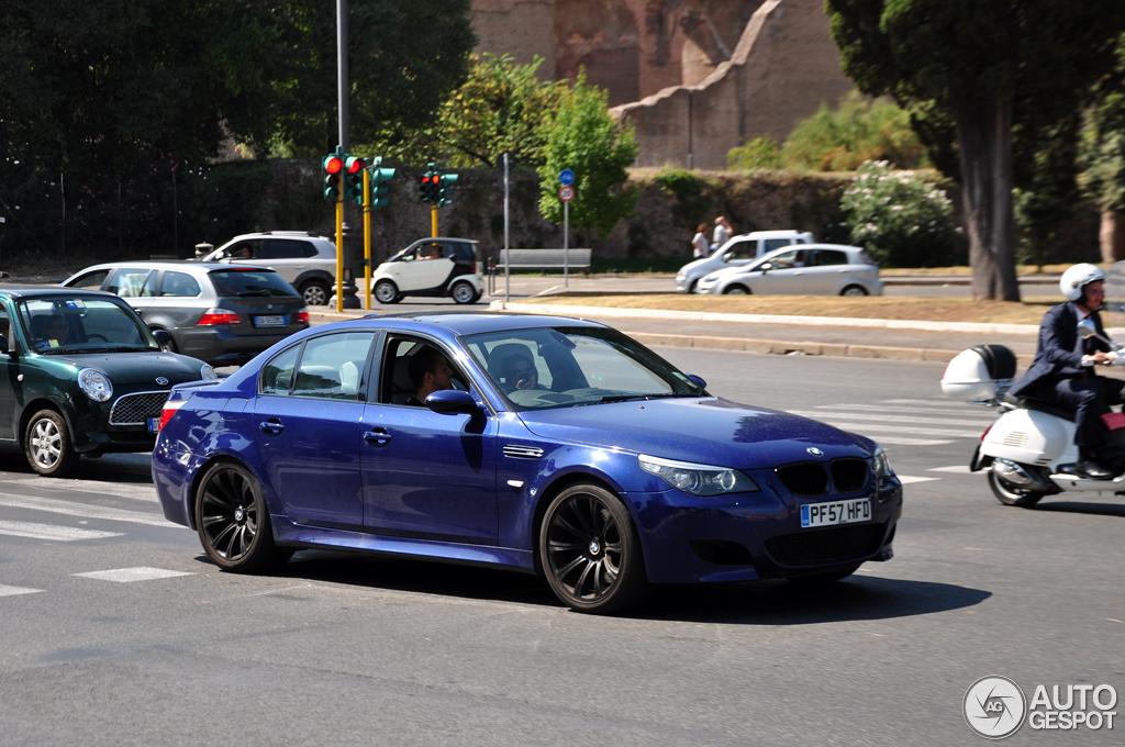 BMW M5 E60 2005 - 11 September 2014 - Autogespot