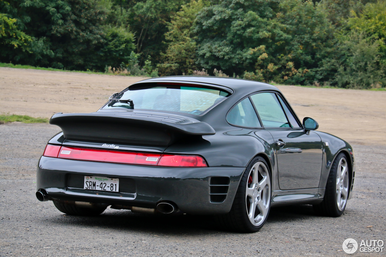 Ruf 993 Turbo R 11 September 2014 Autogespot