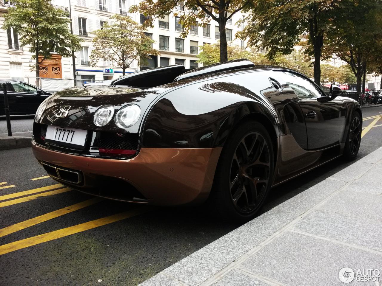 bugatti veyron 16 4 grand sport vitesse rembrandt bugatti 13 september 2014 autogespot. Black Bedroom Furniture Sets. Home Design Ideas