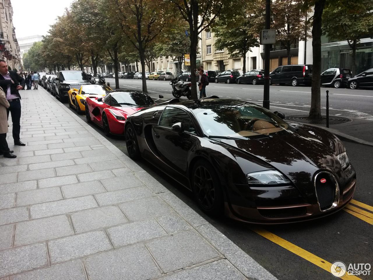 bugatti veyron 16 4 grand sport vitesse rembrandt bugatti 13 septembre 2014 autogespot. Black Bedroom Furniture Sets. Home Design Ideas