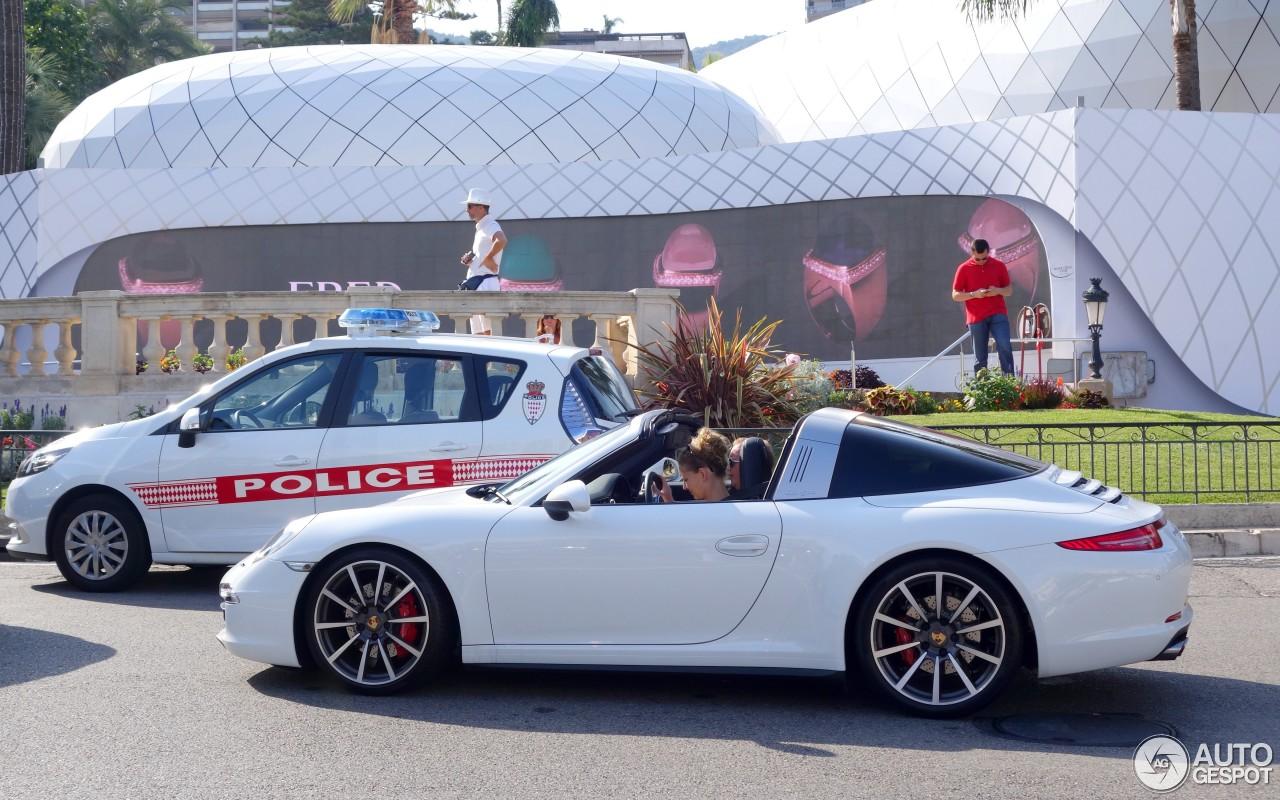 Porsche 991 Targa 4s 13 September 2014 Autogespot