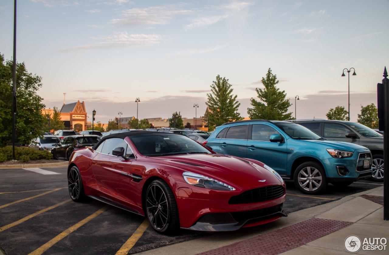 Aston Martin Vanquish Volante C
