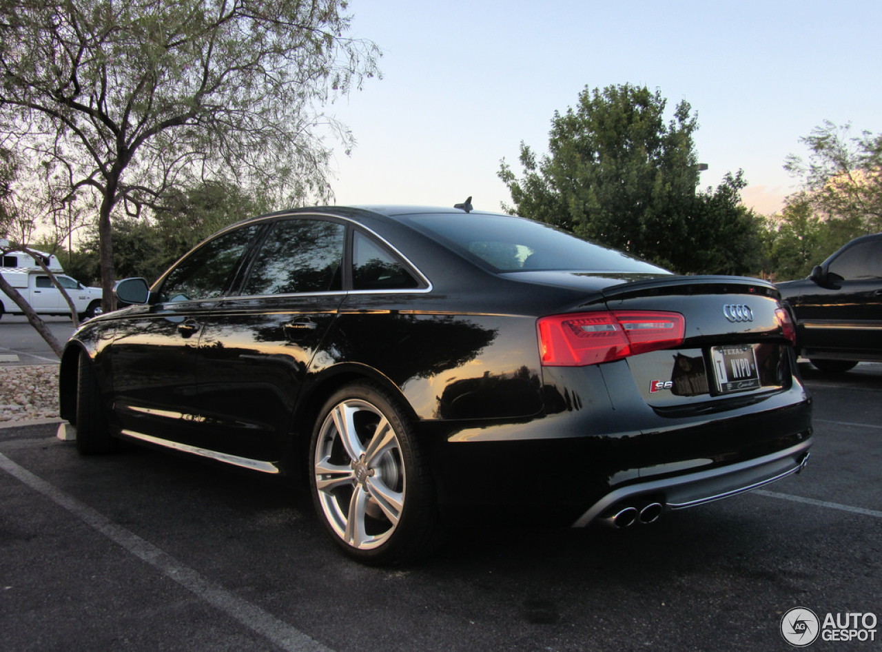 2014 Audi S6 Sedan Www Pixshark Com Images Galleries