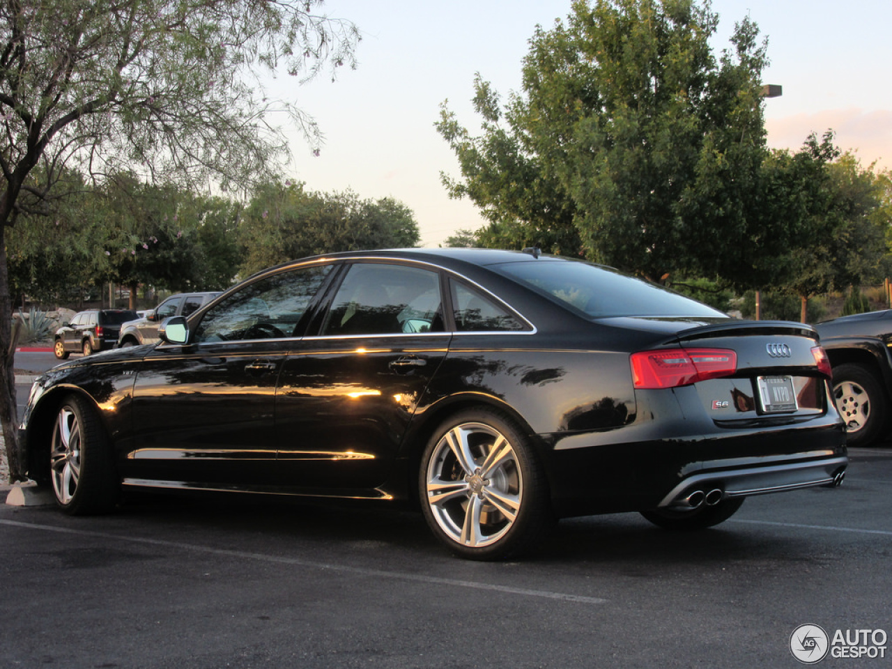 Audi S6 Sedan C7 15 September 2014 Autogespot