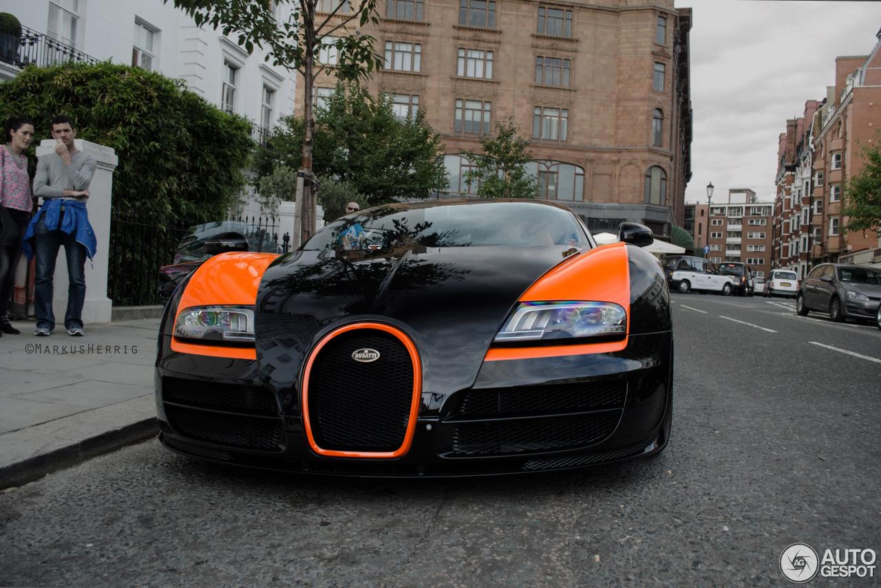 bugatti veyron 16 4 grand sport vitesse world record car edition 15 septemb. Black Bedroom Furniture Sets. Home Design Ideas