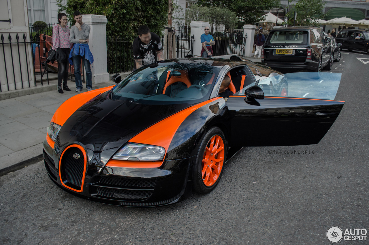 bugatti veyron 16 4 grand sport vitesse world record car edition 15 septemb. Black Bedroom Furniture Sets. Home Design Ideas